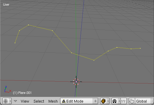 Select some vertices